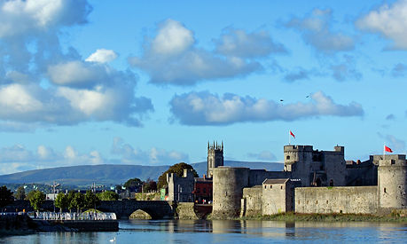 Limerick City Ireland