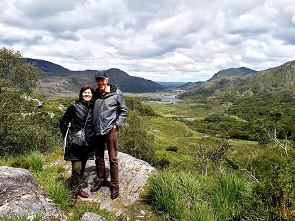 Enjoying Killarnet on a luxury private tour of Ireland