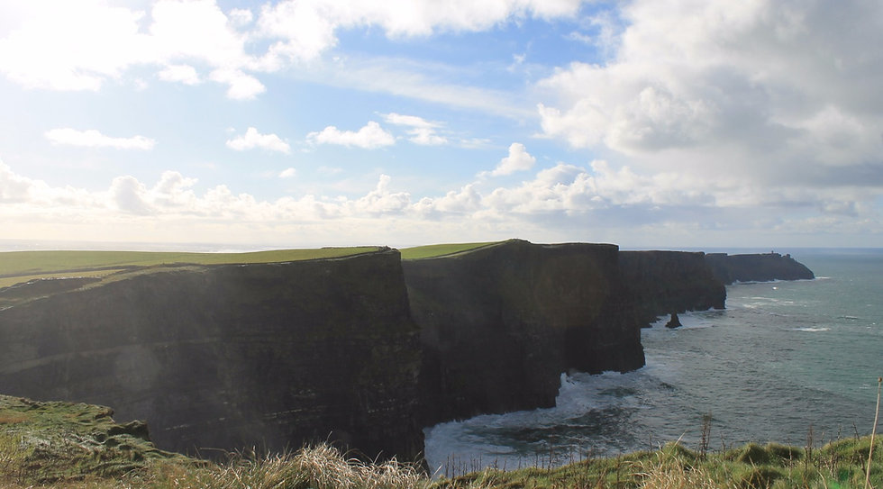 dublin tours cliffs of moher