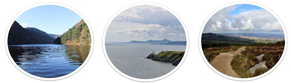 Private day tours Ireland from Dublin