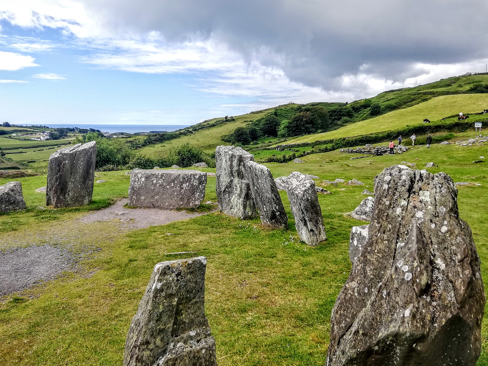 Stone Circle in County Cork