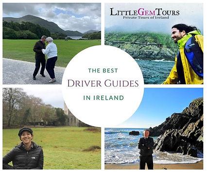 Irish Driver Guides