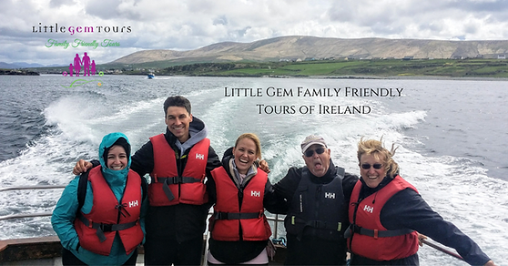Little Gem Family Tours of Ireland Blog.