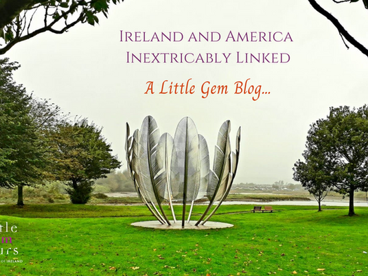 Sights & Attractions In Ireland related to America