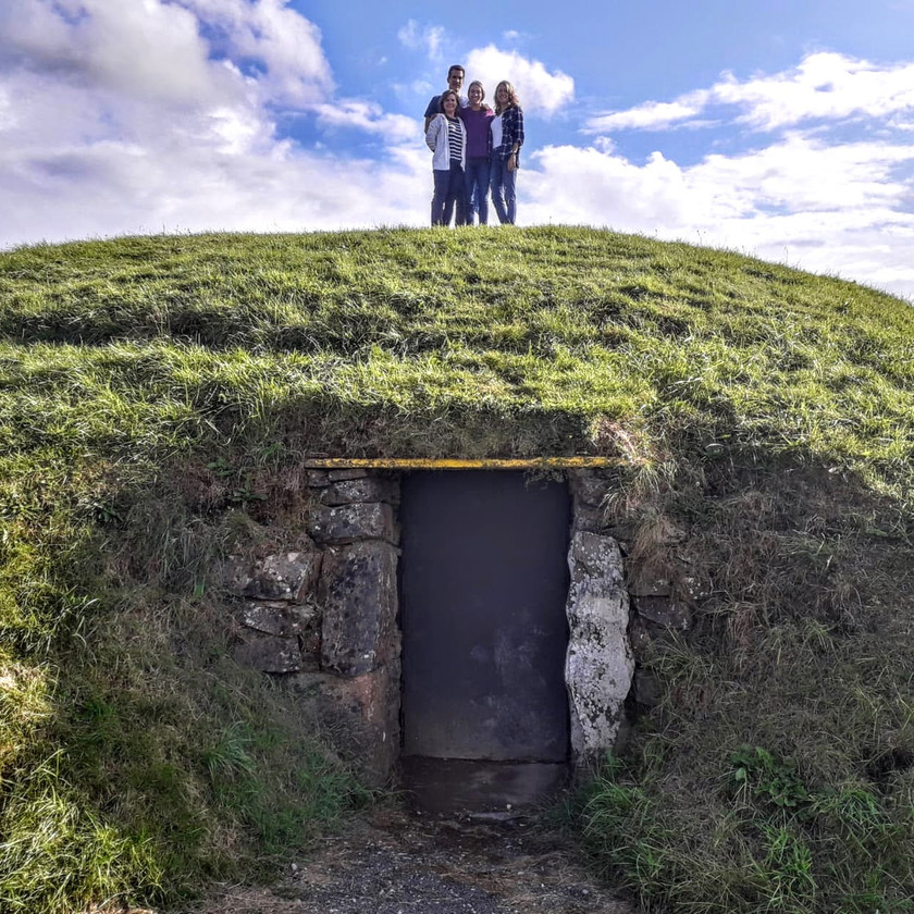 Fourknocks Passage Tomb