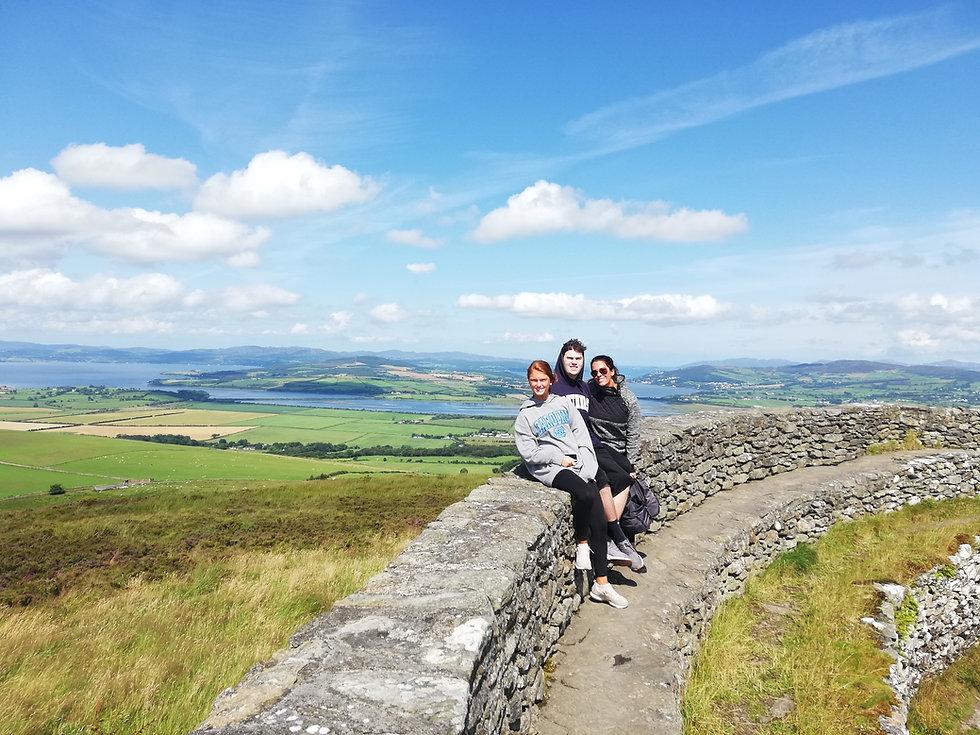 Enjoying a 7 Day Private Tour of Ireland