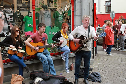 Glaway City Ireland