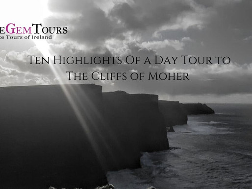 Dublin to The Cliffs of Moher...                     Love the Journey, not just the Destination
