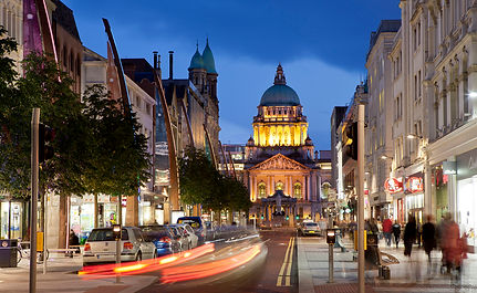 Belfast City - Northern Ireland Tour