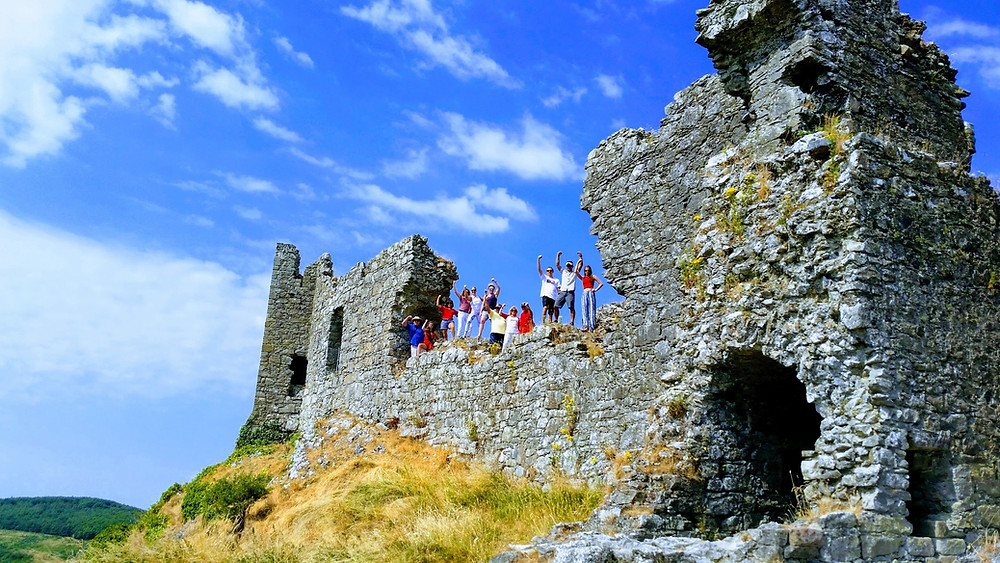 Private tours of castles in Ireland