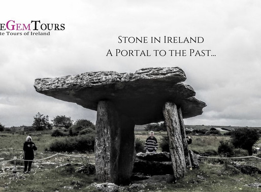On the trail of Ancient Ireland through stone...