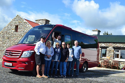 Private Group Tour of Ireland