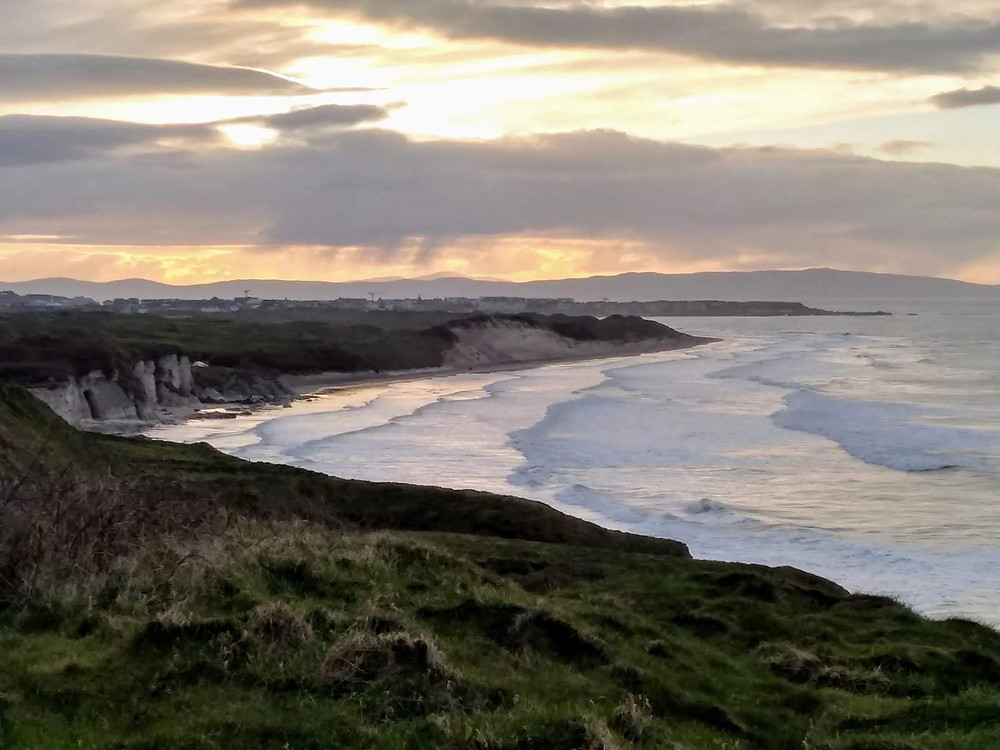 Enjoy sunset on a private tour of Northern Ireland