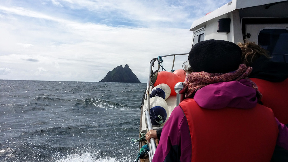 Skellig Boat tour Ireland