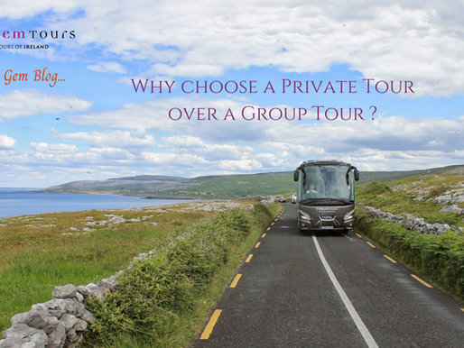 Why choose a Private Tour of over a group Tour?