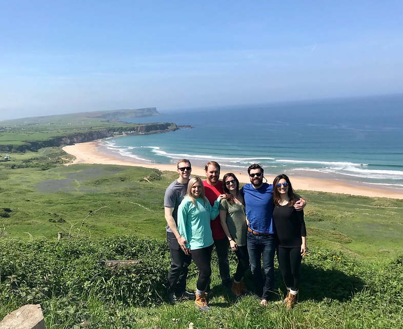 Private Group Tour in Northern Ireland