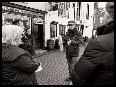 Barry Maloney Walking Tour Kinsale