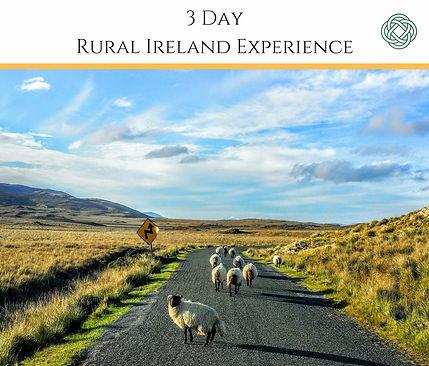 3 day tour of Irelan west