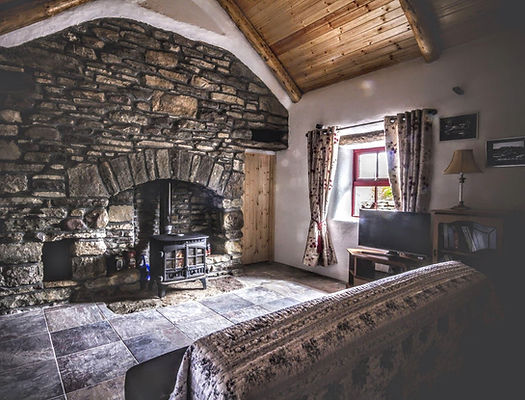 Private farm stay accommodation Ireland
