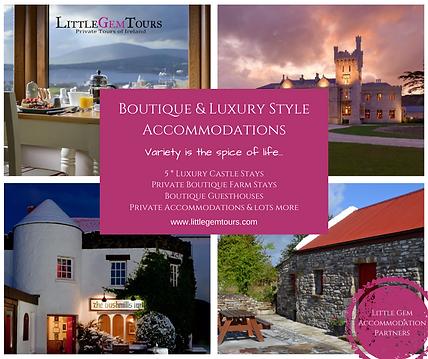 Luxury Accommodations Ireland