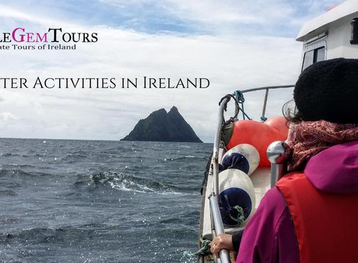 Little Gem Recommends - Water Activities in Ireland...