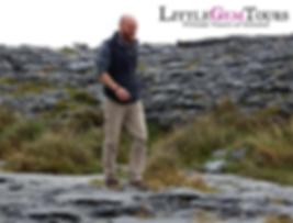 Robbie McGrane - Tour Guide Ancient Ireland