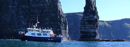Aran Islands & Cliffs of Moher Boat Trip