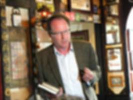 Julian Vignoles Irish literature tour