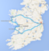 3 day guided Ireland Tour