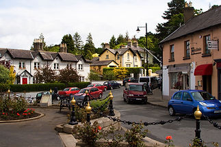Enniskerry Village