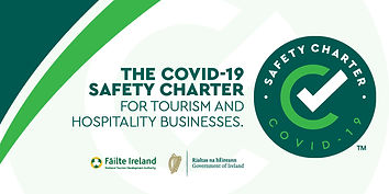 Covid19 Tourism Ireland Safety Charter