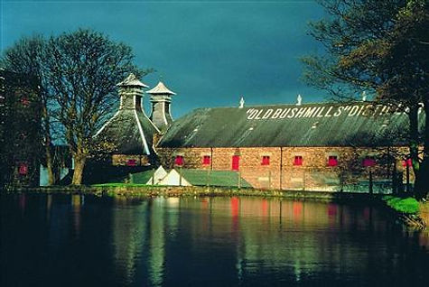 Bushmills Village & Whiskey Distillery