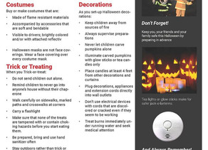 #FDNYSmart Safety Tips For Halloween