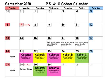 Class Assignments, Cohort Calendar and more