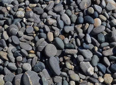 Guijarros de piedra