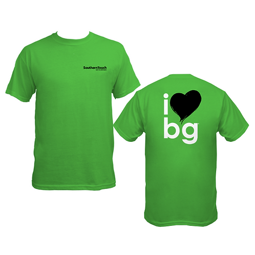 Southern Touch I Love BG Shirt
