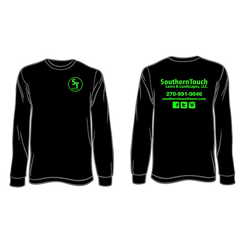 Southern Touch Long Sleeved T-Shirt