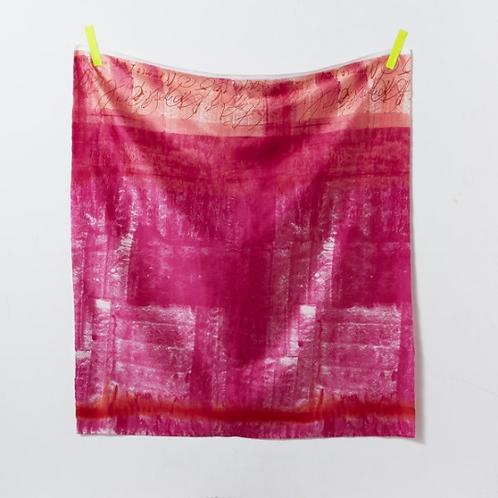 Nani Iro Japanese Fabric - Kokka - Ripple 1A Cotton Sateen - half yard fabric