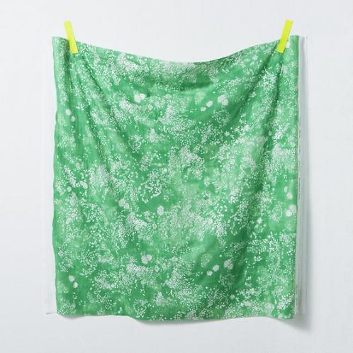 Nani Iro Japanese Fabric - Kokka - Lei nani 1Q Double Gauze - half yard fabric