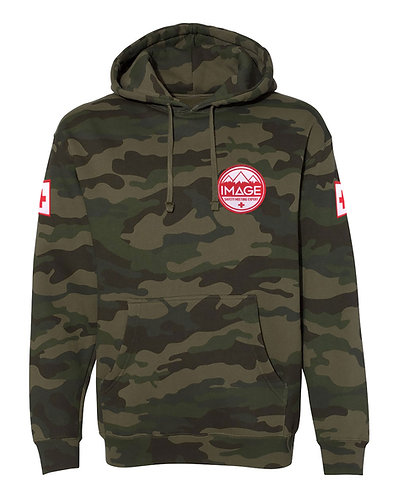 Safety Meeting Hoodie (Classic Camo)