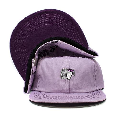 Tilt Don't Lean Dad Hat (Light Purple)