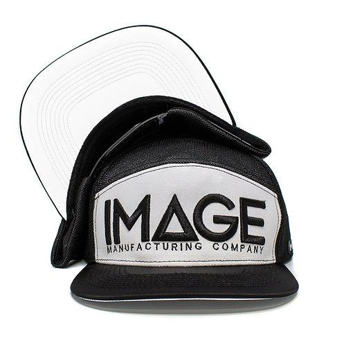 IMAGE Staple Snapback (Black)