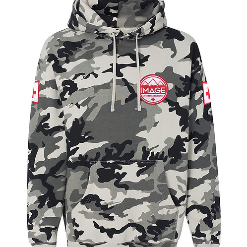 Safety Meeting Hoodie (Blizzard Camo)