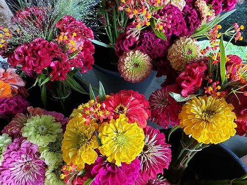 U-Pick Flower & Herb CSA