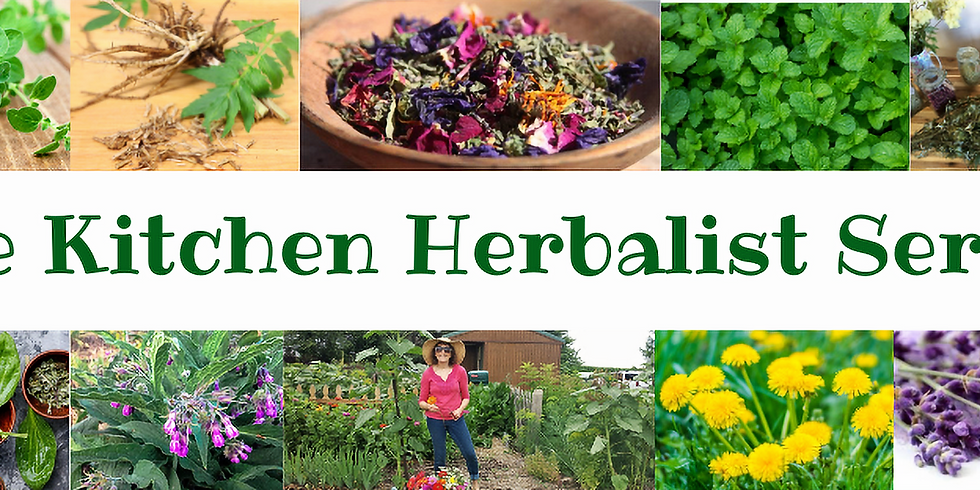 Growing and Making Herbal Beverages