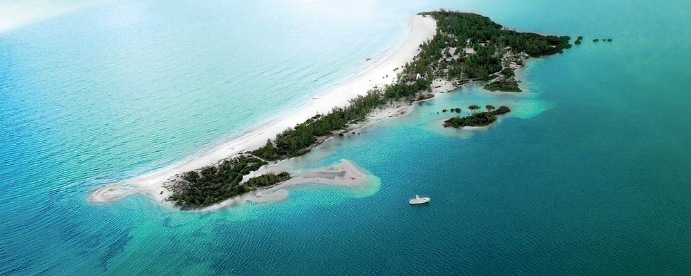 Isla de la pasión, Quintana Roo