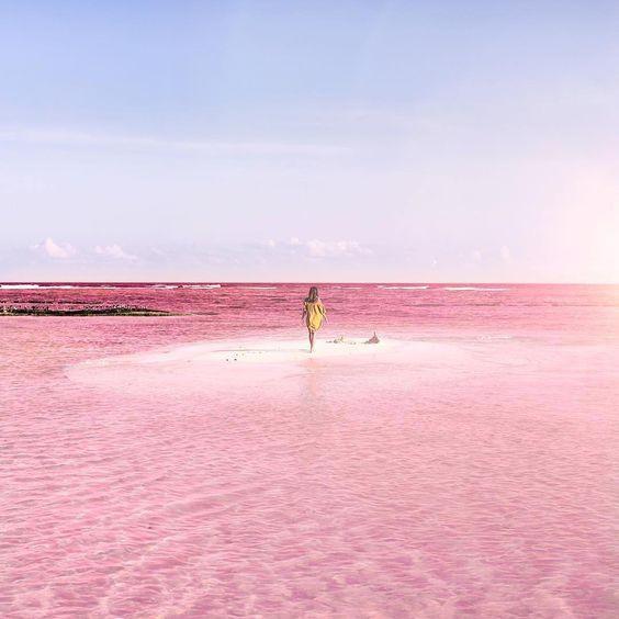 Playa Las Coloradas Yucatán