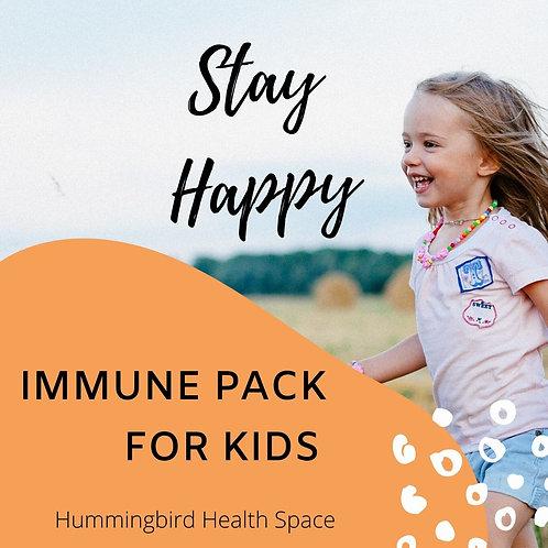 Immune Pack for kids