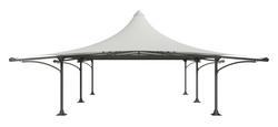 Dual Peak Bar Structure - Side