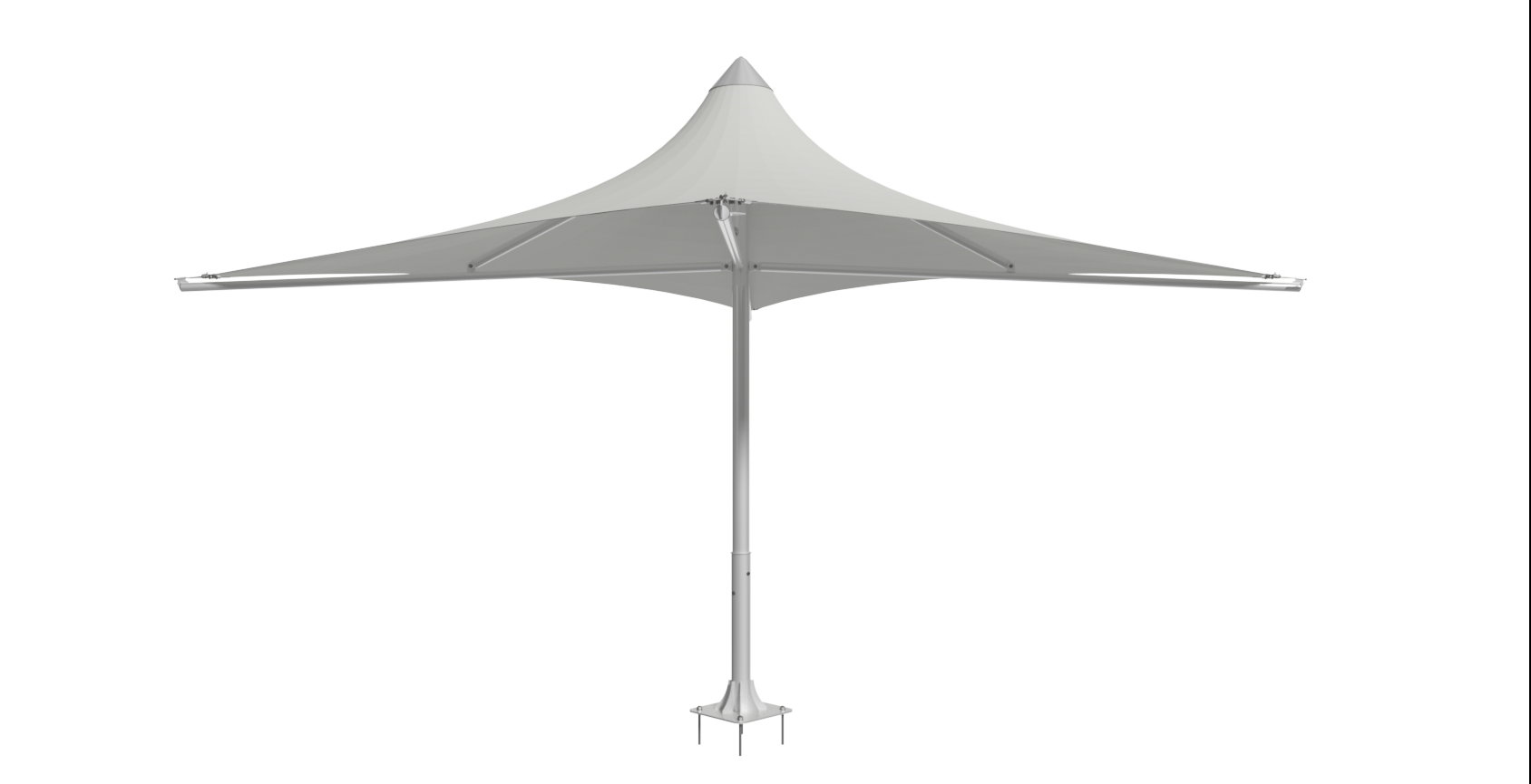 FF High Tensile Wind Rated Umbrella